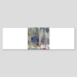 Kay Nielsen - Twelve Dancing Prin Sticker (Bumper)