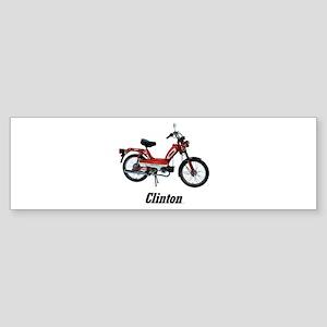 Clinton Sticker (Bumper)
