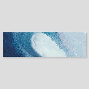OCEAN WAVE 2 Sticker (Bumper)