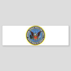 Defense Threat Reduction Bumper Sticker
