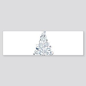 Christmas Tree Sticker (Bumper)