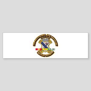 2nd Battalion, 8th Infantry Sticker (Bumper)