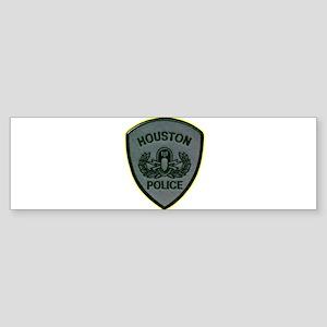 Houston Police E.O.D. Sticker (Bumper)