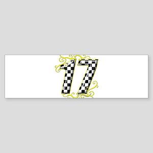 RaceFashion.com Bumper Sticker