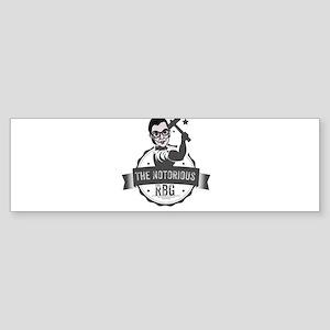 Ruth Bader Ginsburg Union Notorious Bumper Sticker