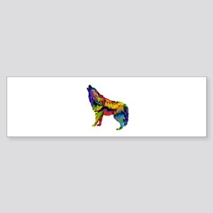 HOWL Bumper Sticker