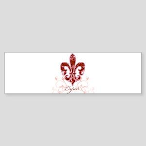 fleur_de_lis2 Sticker (Bumper)
