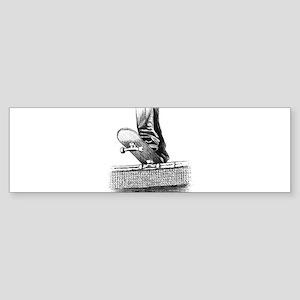 Drop in design Bumper Sticker