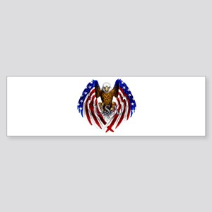 eagle2 Sticker (Bumper)
