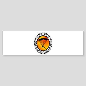 SKYDIVE Bumper Sticker