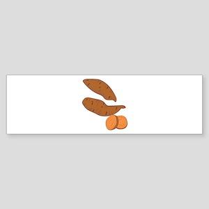 Sweet Potatoes Bumper Sticker