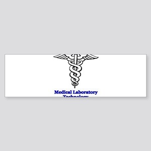 Medical Laboratory Technology Sticker (Bumper)