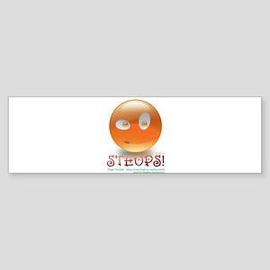 STEUPS Sticker (Bumper)