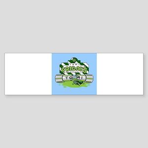 the ooze Bumper Sticker