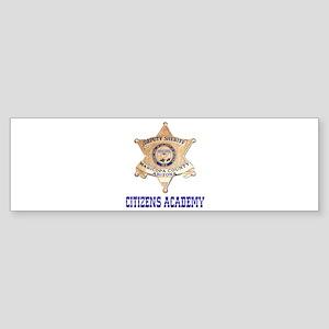 Maricopa Sheriff Citizens Academy Bumper Sticker