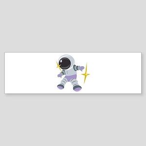 Future Astronaut Bumper Sticker