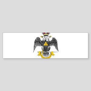 33_eagle_hi_res Bumper Sticker