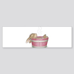 HappyHoppers® - Bunny - Sticker (Bumper)