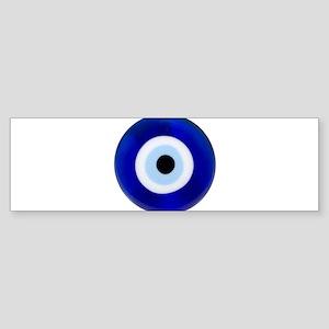 Nazar Amulet Evil Eye Protection Bumper Sticker
