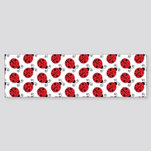 Special Ladybugs Bumper Sticker