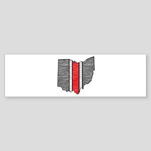 FOR OHIO Bumper Sticker