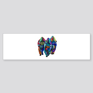 TRIO Bumper Sticker
