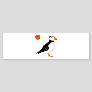 Puffin Bird Bumper Sticker