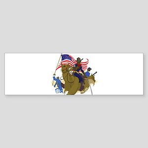 buffaloSoul Sticker (Bumper)