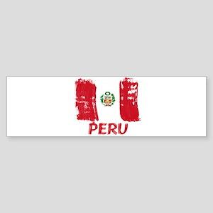 Peru Sticker (Bumper)