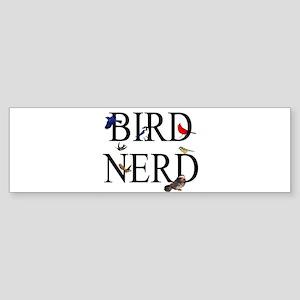 Bird Nerd Sticker (Bumper)