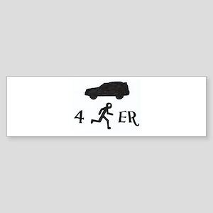 4Runner Bumper Sticker
