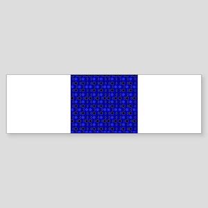 Blue Black Comeback 4Keith Bumper Sticker