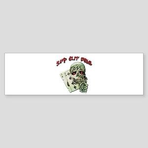 Jump Out Boys Bumper Sticker