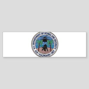homelandmiami Bumper Sticker