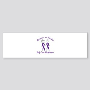 Memories are Priceless Help Cure Alzheimers Bumper
