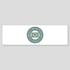 Wilmington Delaware Bumper Sticker