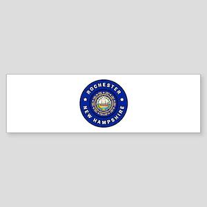 Rochester New Hampshire Bumper Sticker