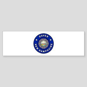 Dover New Hampshire Bumper Sticker
