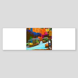 SanFrancisco004 Bumper Sticker