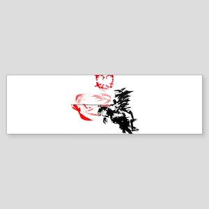 Polish Hussar Bumper Sticker