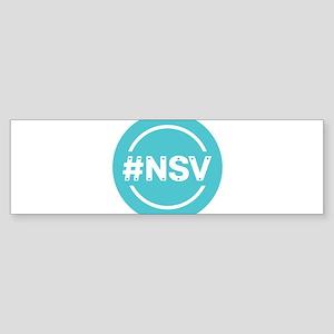 NSV Bumper Sticker