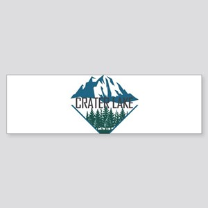 Crater Lake - Oregon Bumper Sticker