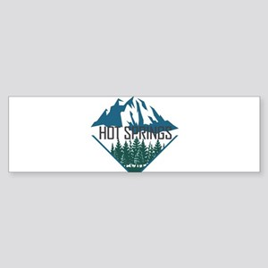 Hot Springs - Arkansas Bumper Sticker