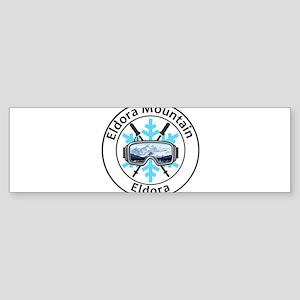 Eldora Mountain Resort - Eldora - Bumper Sticker
