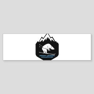 Mount Lemmon Ski Valley - Summerh Bumper Sticker