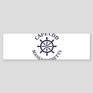 Summer cape cod- massachusetts Bumper Sticker