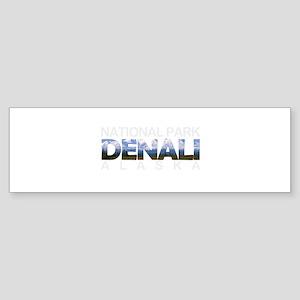 Denali - Alaska Bumper Sticker