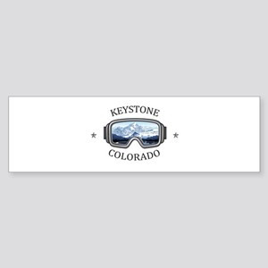 Keystone Resort - Keystone - Colo Bumper Sticker