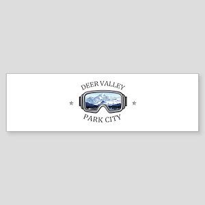 Deer Valley - Park City - Utah Bumper Sticker
