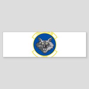 175th Fighter Squadron Bumper Sticker